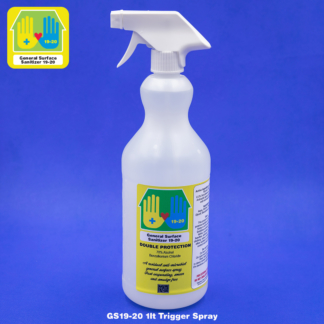 GS19-20 - 1lt Trigger Spray