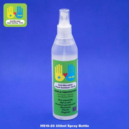 HS19-20 - 250ml Spray Bottle