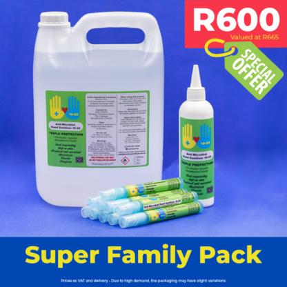HS19-20 Super Family Pack