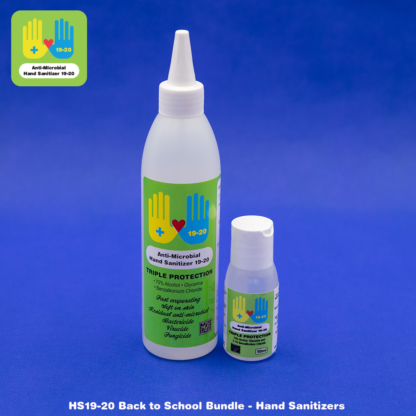 Back to School - Hand Sanitizers