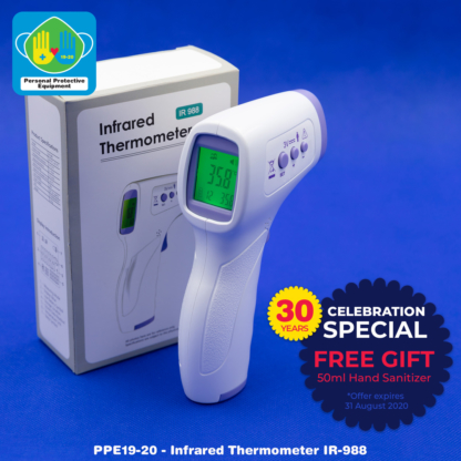 Infrared thermometer IR-988