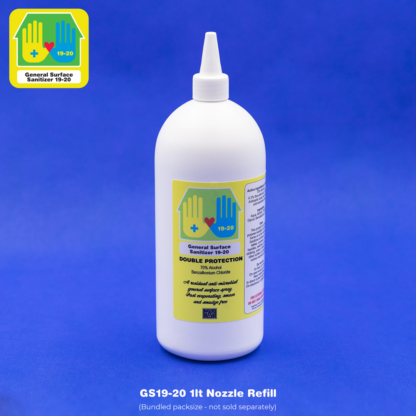 GS19-20 General Surface Sanitizer