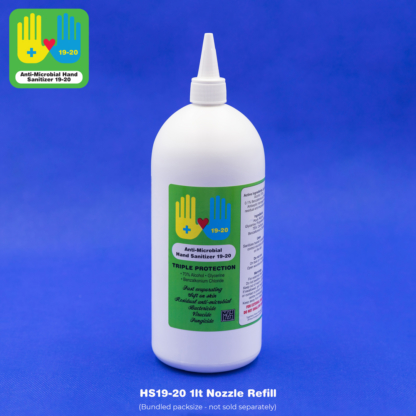 Antimicrobial Hand Sanitizer 19-20