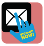 Sign-up to our mailing lists